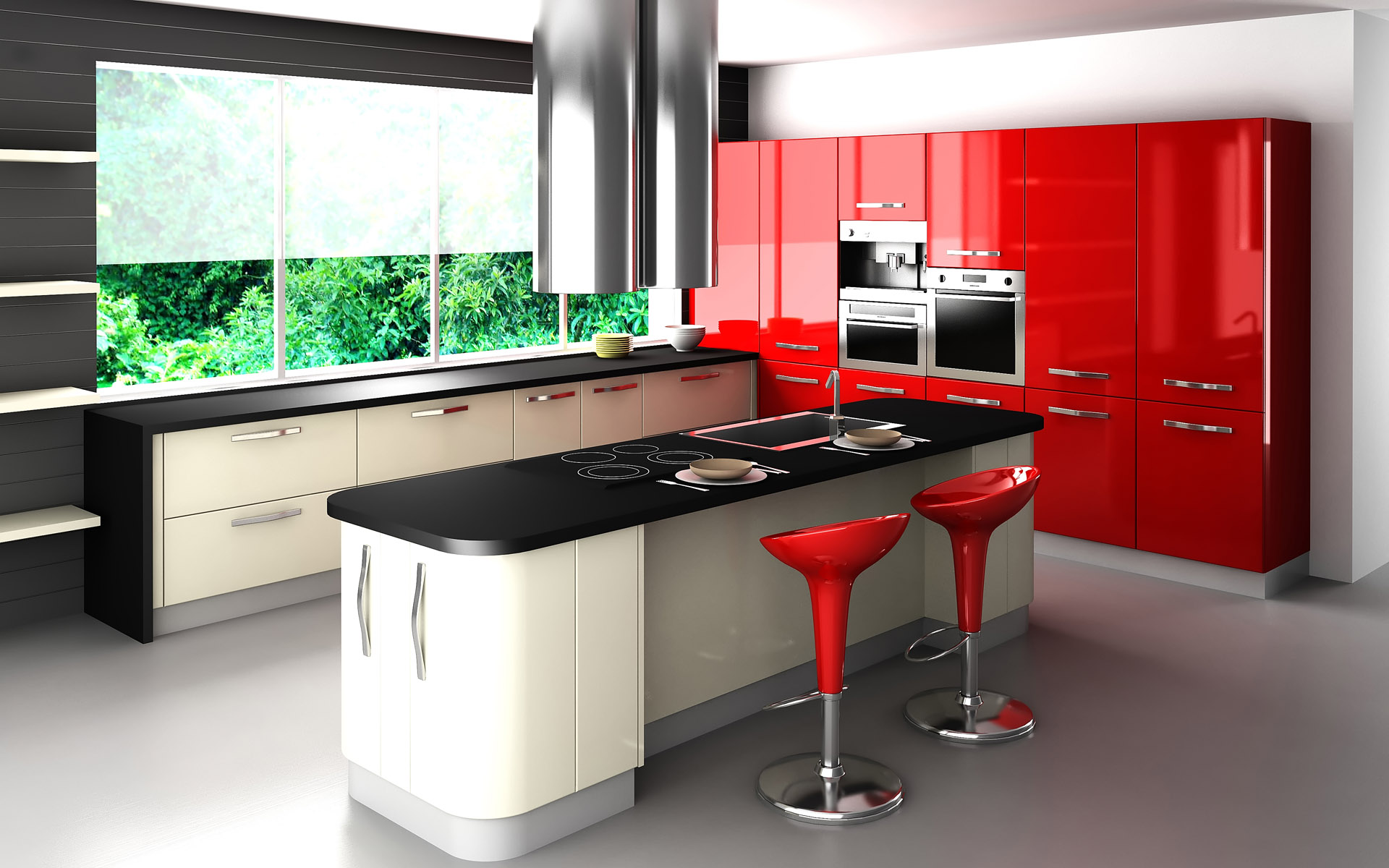 How to design the plumbing in the kitchen